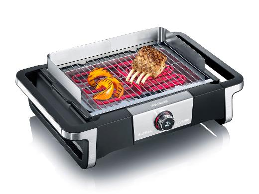 Severin Digital SENOA BOOST Elbordgrill
